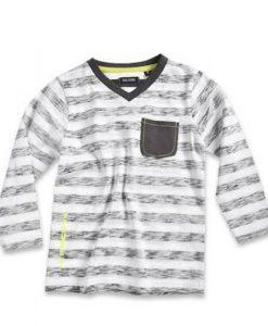 jongens shirt streep industry blue seven