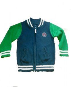 baby-vest-blue-seven-zwart-groen