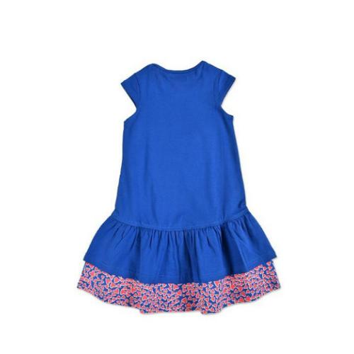 dbd3282853d kinderkleding merk jurkjes zomer blue seven - Babyvilla.nl