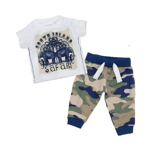 Babykleding Setjes.Babykleding Babykleertjes Camouflage Set Babyvilla Nl