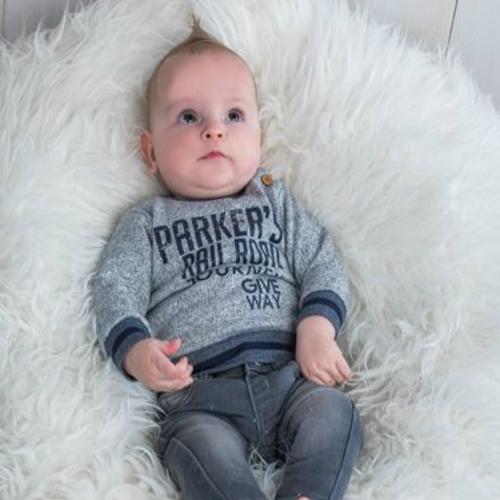 Dirkje Babykleding.Trui Give Way Dirkje Babykleding Babyvilla Nl