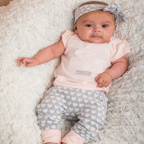 Dirkje Babykleding.Baby Set Sweet Grey Dirkje Babykleding Babyvilla Nl