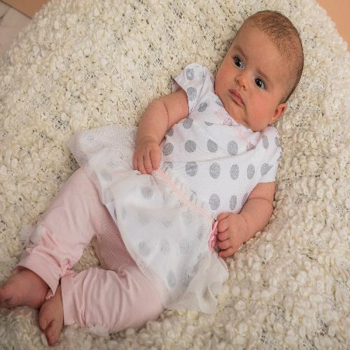 ongelooflijke prijzen online winkel nieuwe lijst Setje little ballerina | Dirkje babykleding