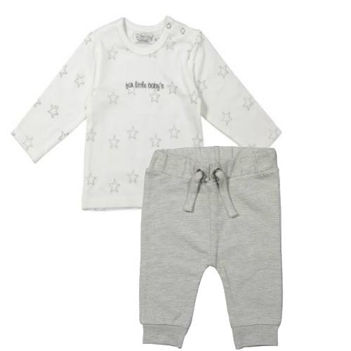 Unisex Babykleding.Unisex Set Litlle Star Dirkje Babykleding Babyvilla Nl