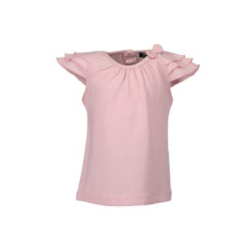 Roze Babykleding.Strik Shirt Blue Seven Babykleding Babyvilla Nl